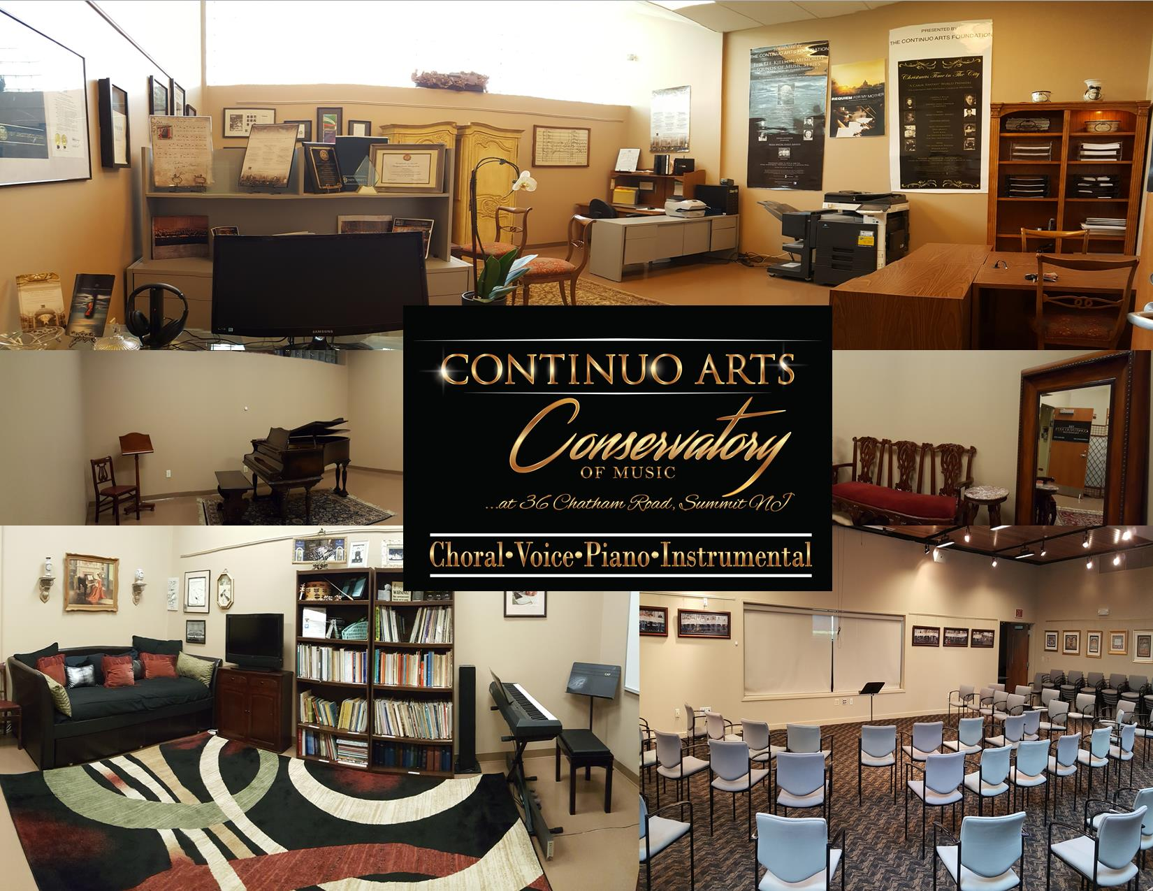 Continuo Arts Conservatory