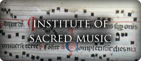Institute of Sacred Music